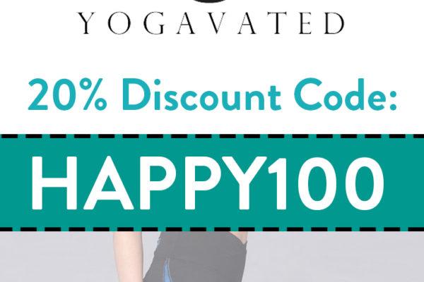 Yogavated Discount Code