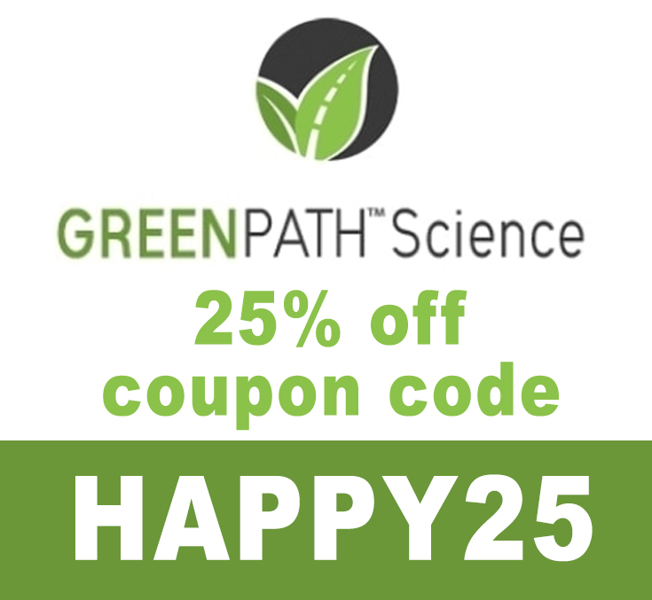 Greenpath Science Coupon Code | Use HAPPY25 for 25% off CBD