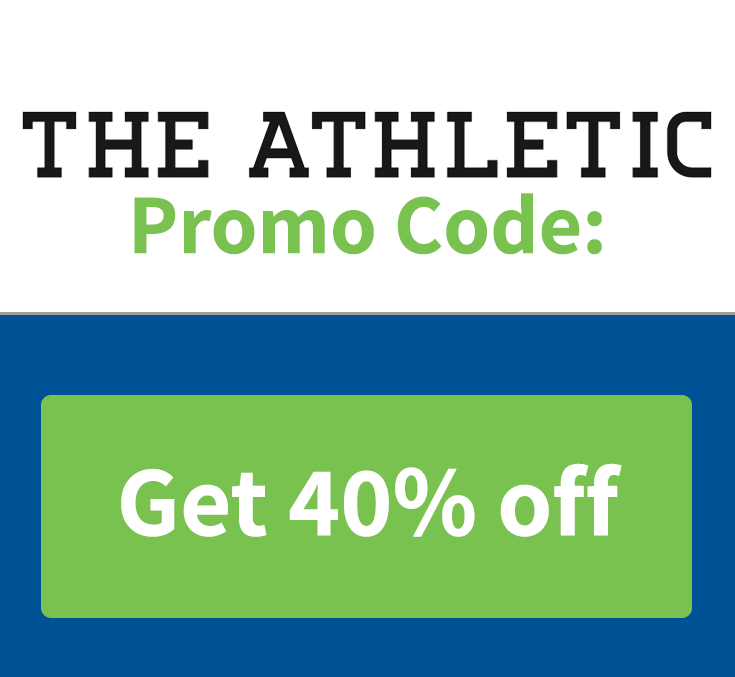 The Athletic Promo Code | Get 40% off