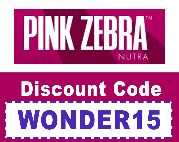 Pink Zebra Nutra Discount Code | Use: WONDER15