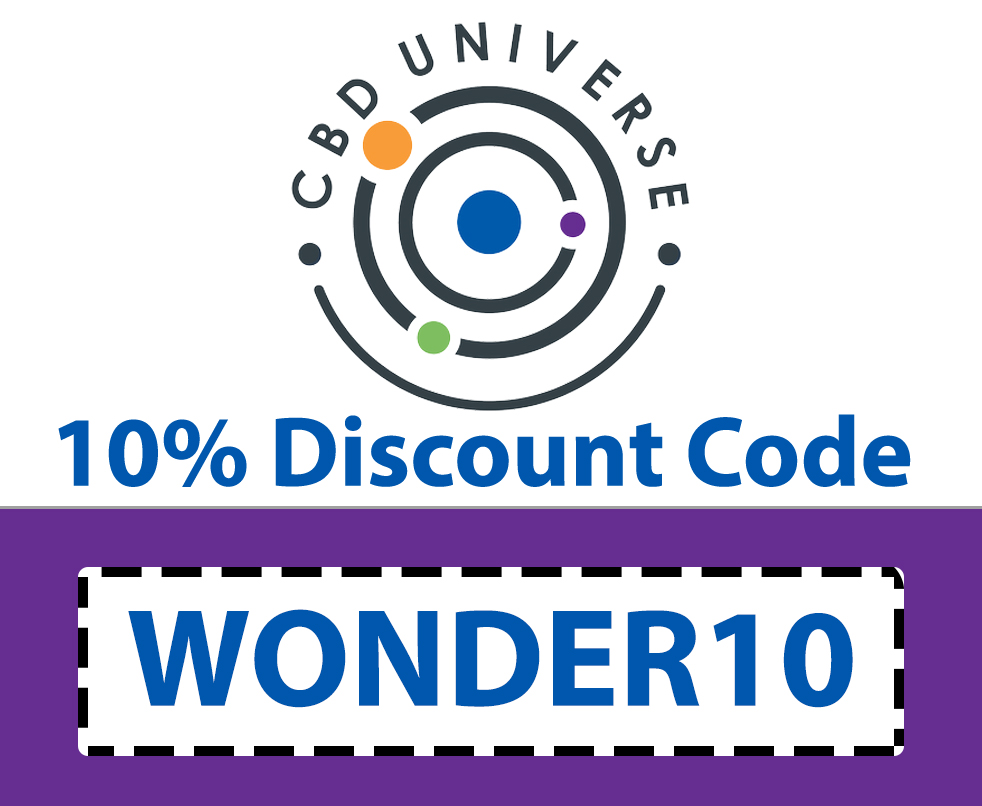 CBD Universe Discount Code | 10% off: WONDER10