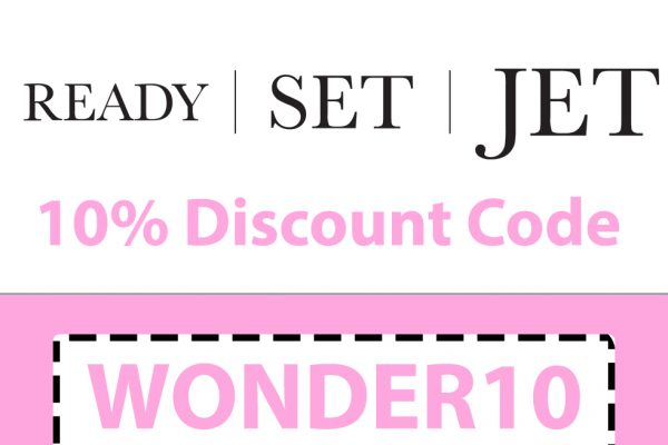 Ready Set Jet Discount Code