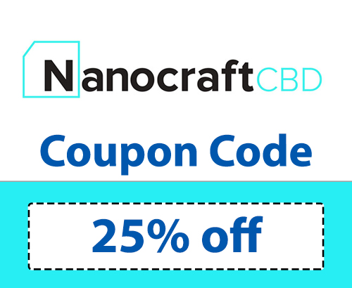 NanoCraft Coupon Code