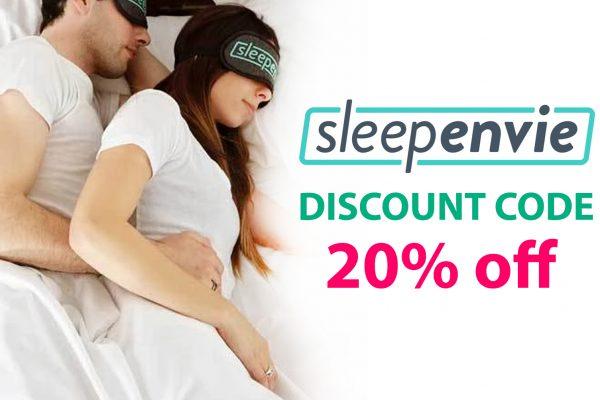 SleepEnvie Discount Code