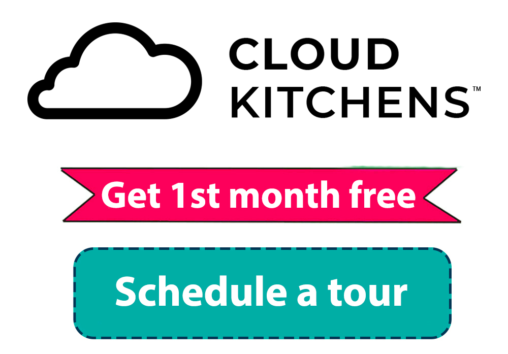 Cloud Kitchens Cost | Get One Month free at CloudKitchens