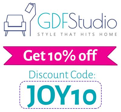 GDFStudio Discount Code | 10% off: JOY10