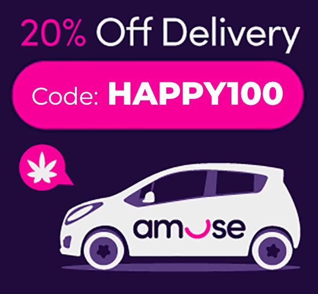 Amuse Promo Code San Francisco | 20% off coupon: HAPPY100