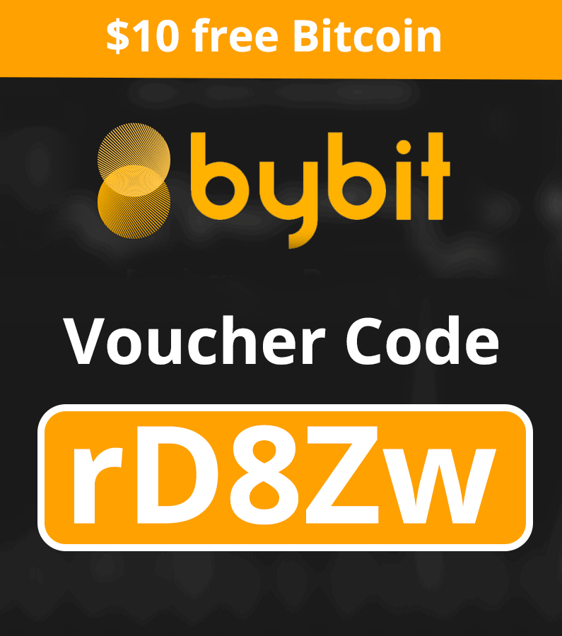 Bybit Voucher Code | $10 free with code: rD8Zw